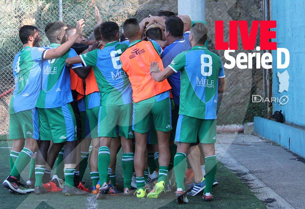 Serie D Live