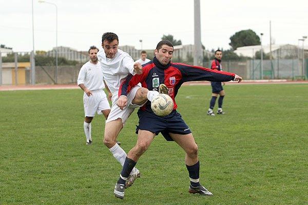 Atletico Decimo-Taloro 1-0, Marco Salis e Billo Talanas