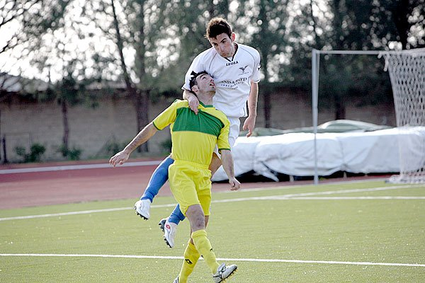 Samassi-Atletico Decimo 1-0, Cocco e Salis