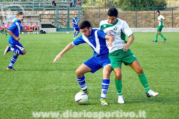 Luigi Sanna pressato da Daniele Porcu