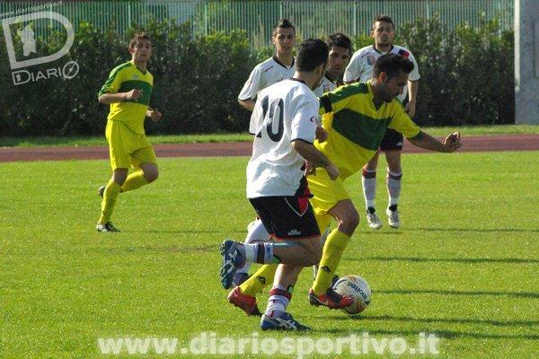 Daniel Musanti sfugge a Levacovich