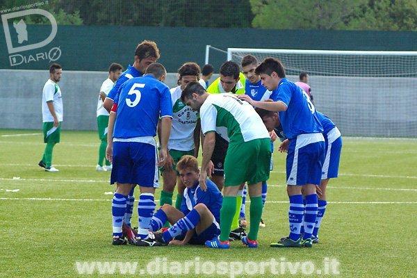 Christian Viani si scusa con Luigi Atzeni