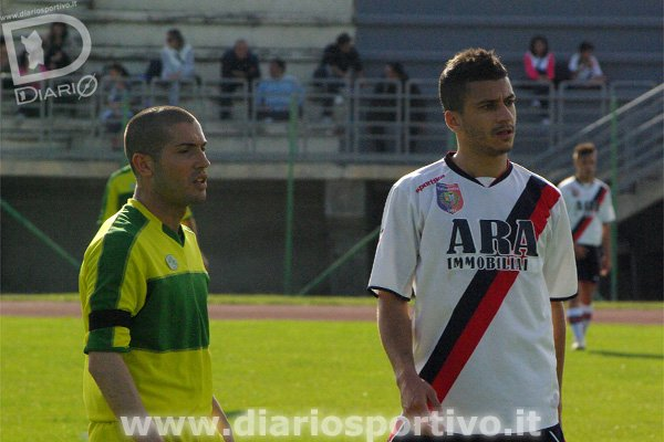 Massimo Lilliu e Patrick Ferreira