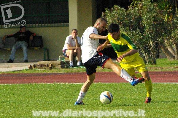 Gianluca Ligas supera Stefano Sini
