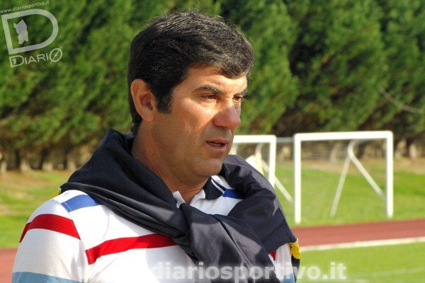 Raffaele Desogus, vicepresidente dell'Atletico Elmas