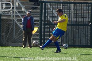 Tecnoedil Durzu - Tra.Re. 0-2 - OVER 45 girone B