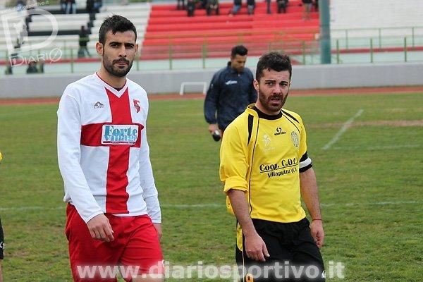 Paolo Uccheddu e Fabio Nuvoli