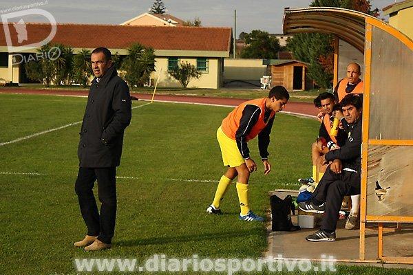 L'allenatore Paolo Busanca