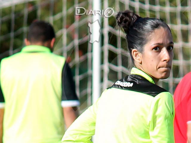 Arbitro Eleonora Pili di Cagliari