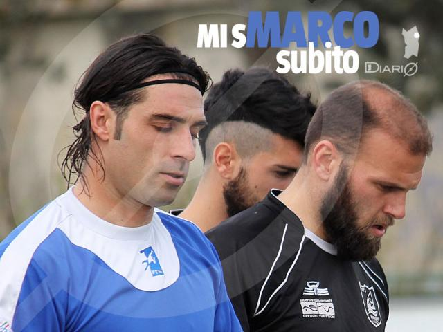 Marco Manis, portiere, Budoni