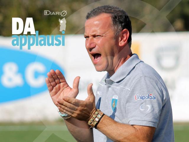 Massimiliano Paba, allenatore, Latte Dolce