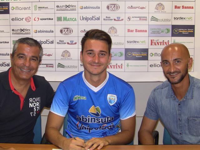 Alessandro Masala, centrocampista, Latte Dolce