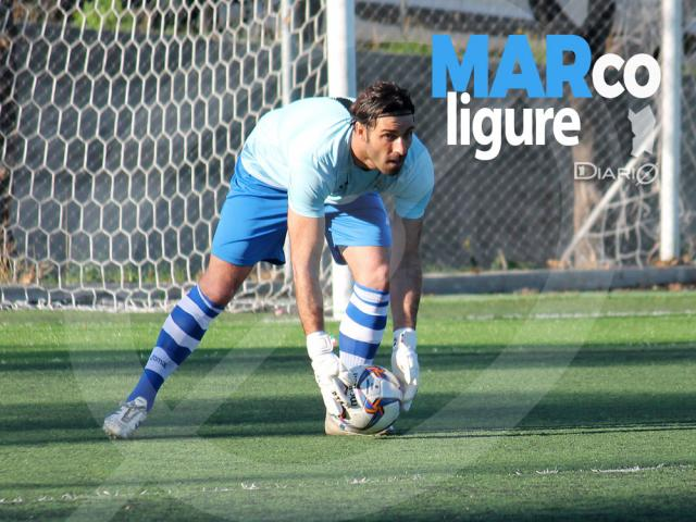 Marco Manis, portiere, Sanremese