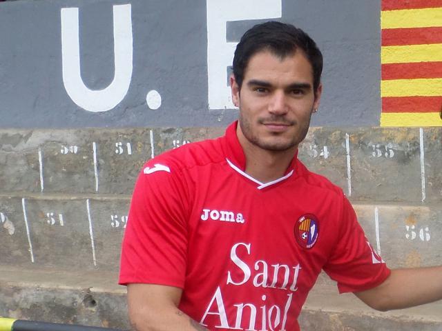 Sergio Alvarez, attaccante, Lanusei