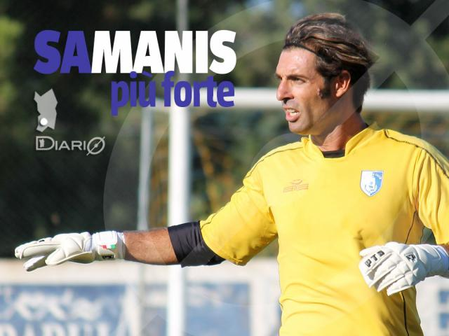 Marco Manis, portiere, Samassi