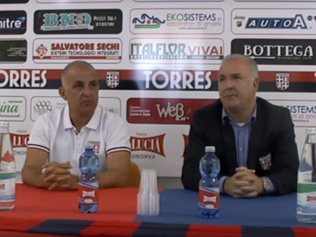 Pino Tortora, Salvatore Sechi, Torres