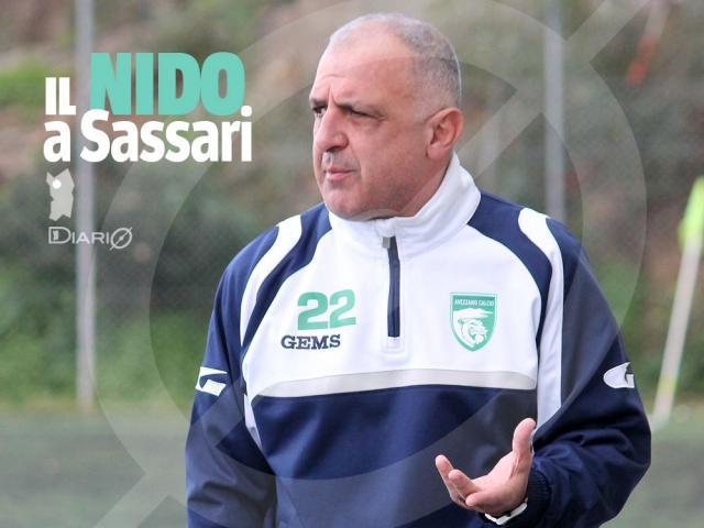 Pino Tortora, allenatore, Torres