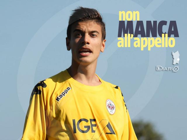 Luca Manca, centrocampista, Tortolì