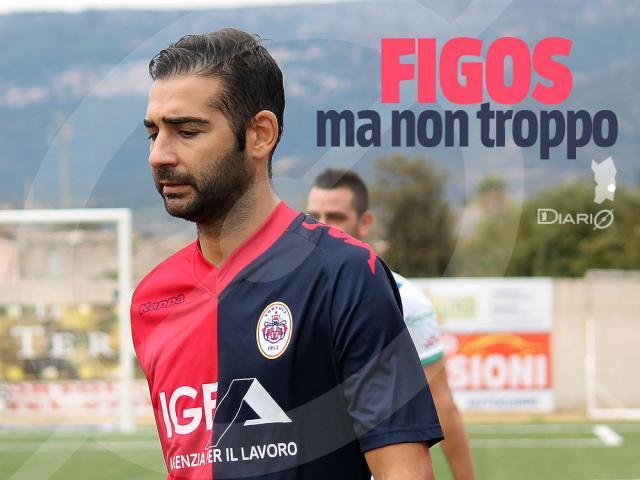 Alessio Figos, attaccante, Tortolì