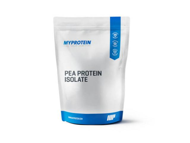 Proteine isolate del pisello (Pea protein isolate)