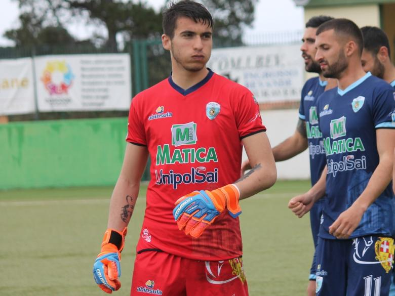 Alessandro Lai, portiere, Latte Dolce