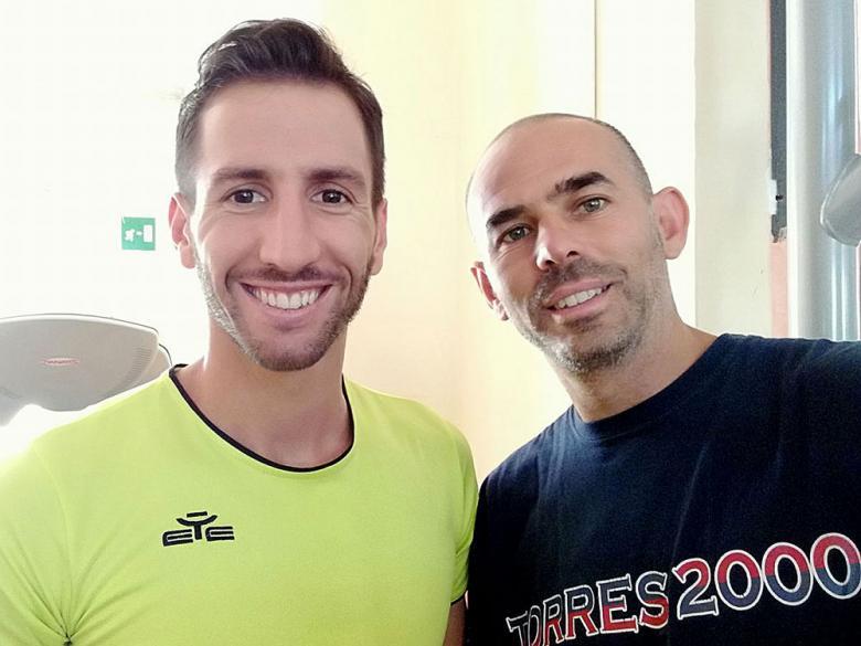 Risultati immagini per Alessandro Cozzula preparatore atletico