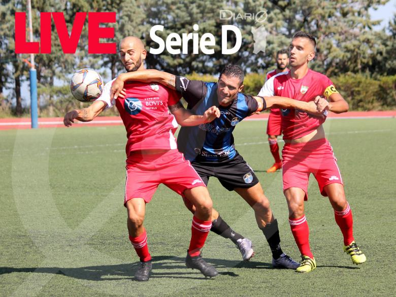 I Risultati Live Serie D Sardegna Diario Sportivo