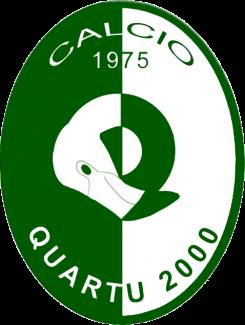 Quartu 2000   Calcio   Prima Categoria, girone A   Sardegna