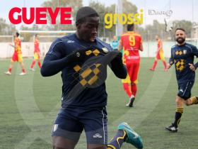 David Gueye, attaccante, Muravera