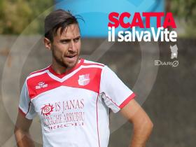 Davide Vitellaro, attaccante, Orrolese
